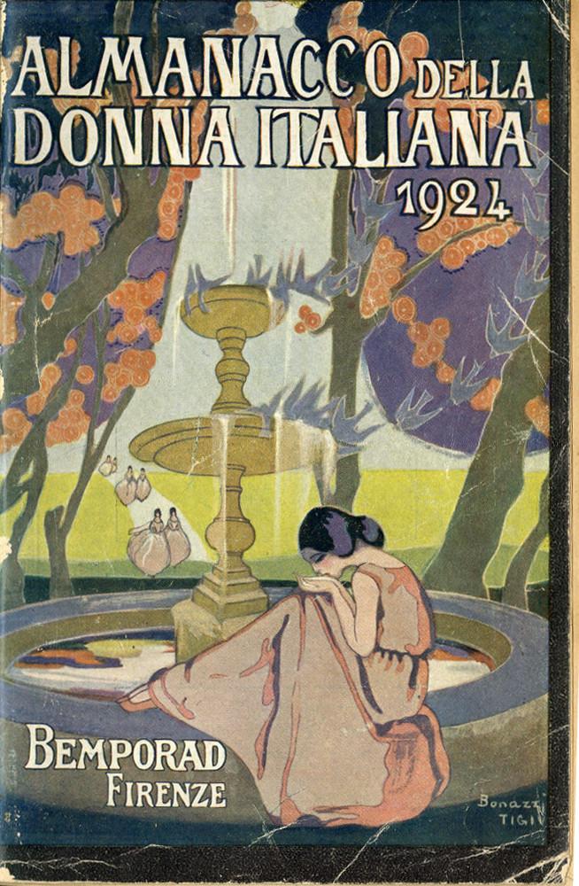 Almanacco della donna italiana 1924
