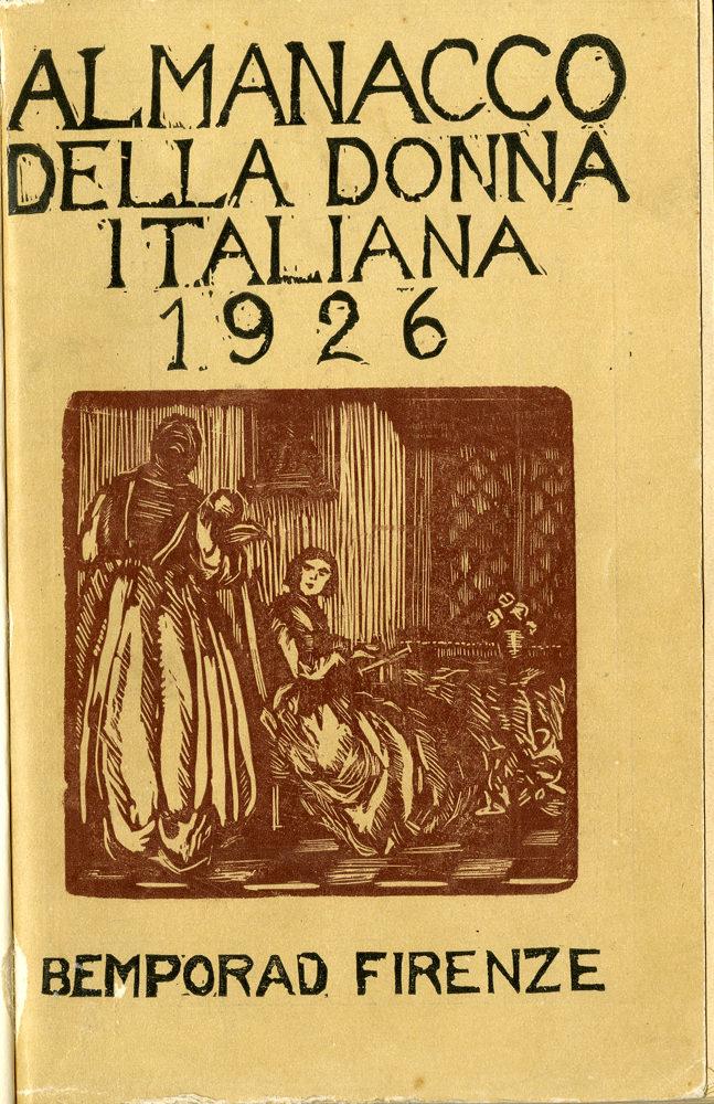 Almanacco della donna italiana 1926