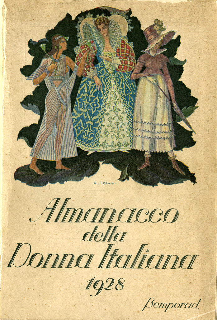 Almanacco della donna italiana 1928