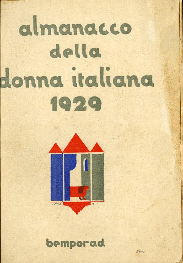 Almanacco della donna italiana 1929