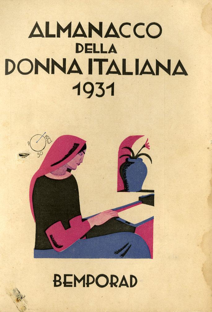 Almanacco della donna italiana 1931