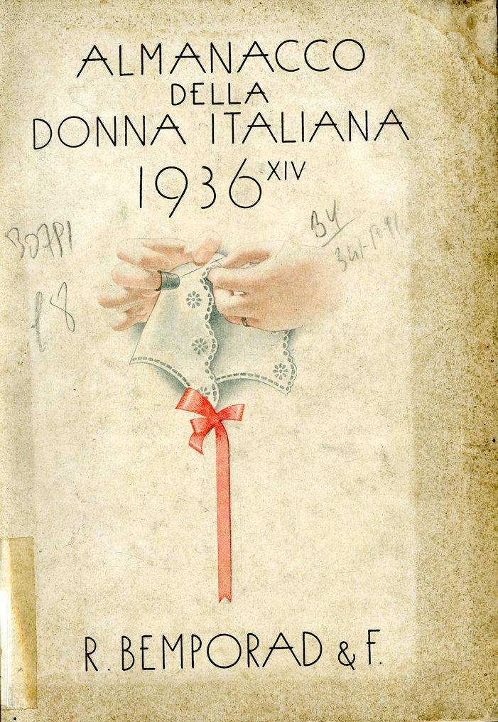 Almanacco della donna italiana 1936