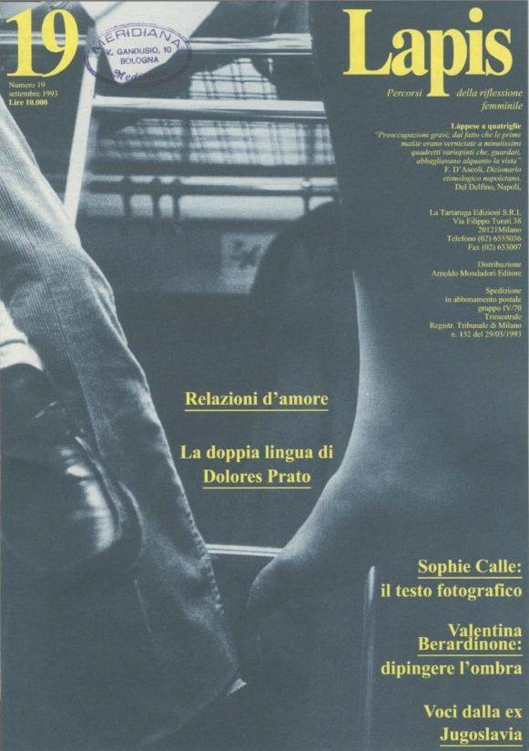 Lapis 1993, n. 19