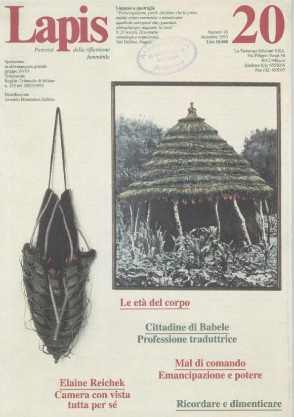 Lapis 1993, n. 20