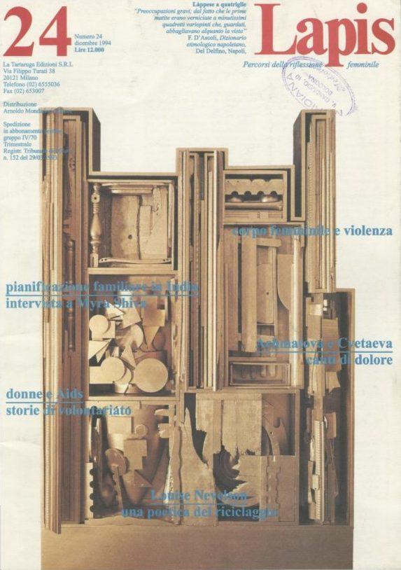 Lapis 1994, n. 24