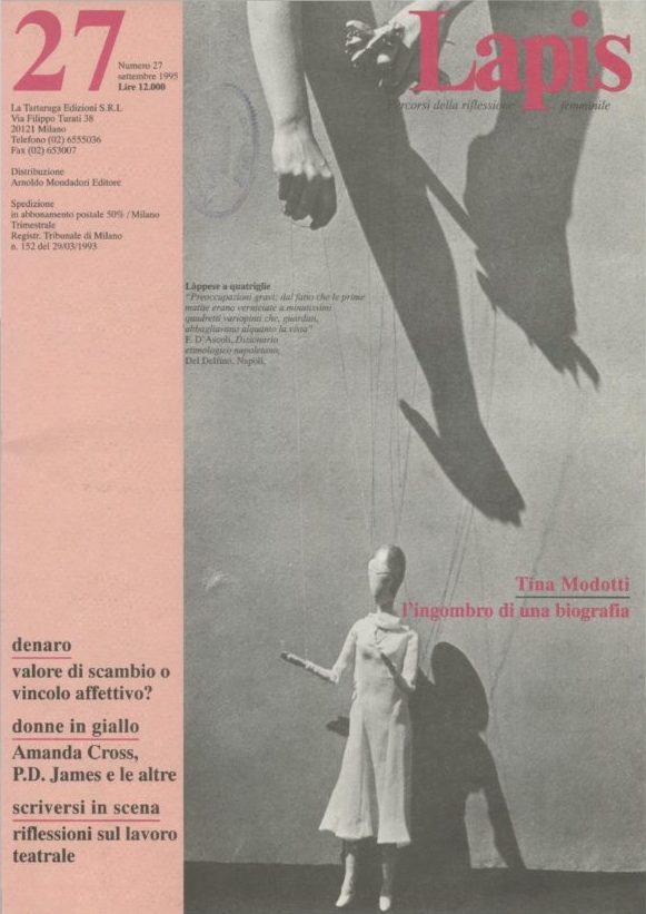 Lapis 1995, n. 27