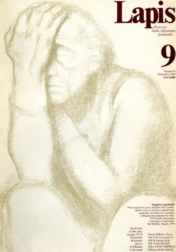 Lapis 1990, n. 9
