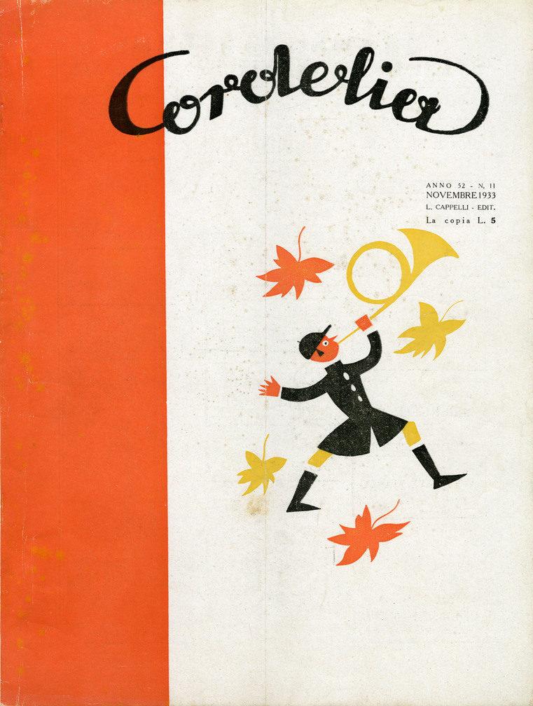 Cordelia 1933, n. 11