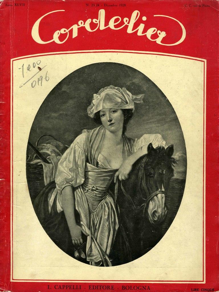 Cordelia 1928, n. 23-24