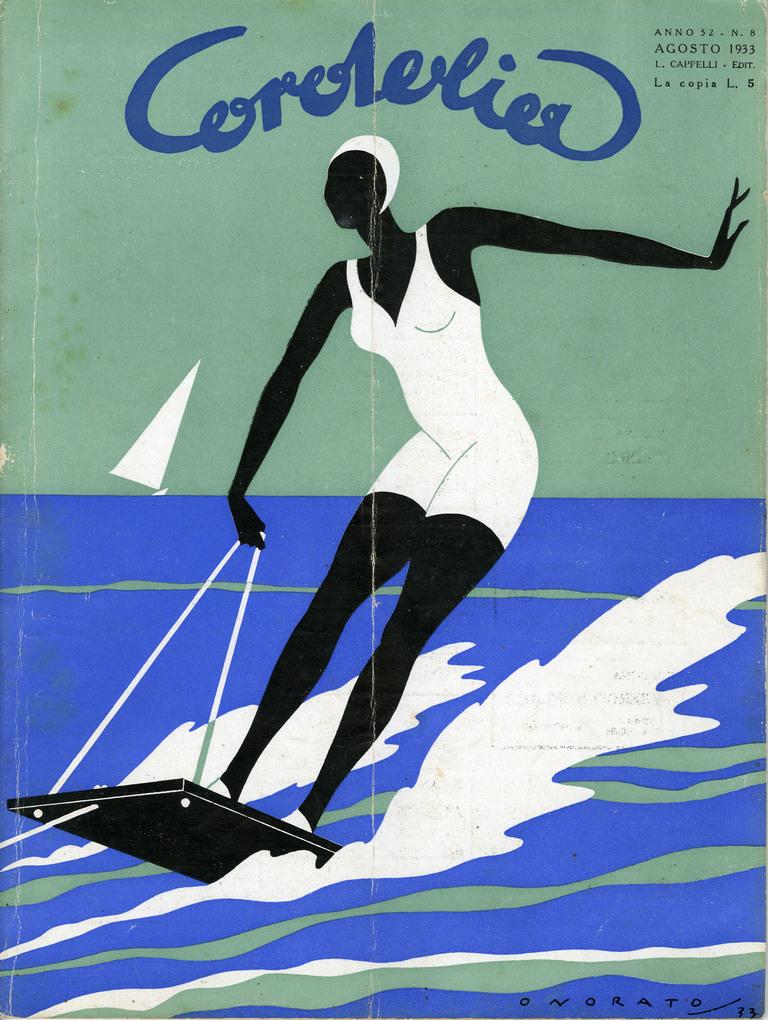 Cordelia 1933, n. 8