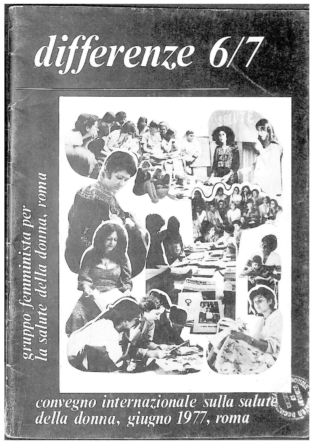 Differenze 1978, n. 6/7