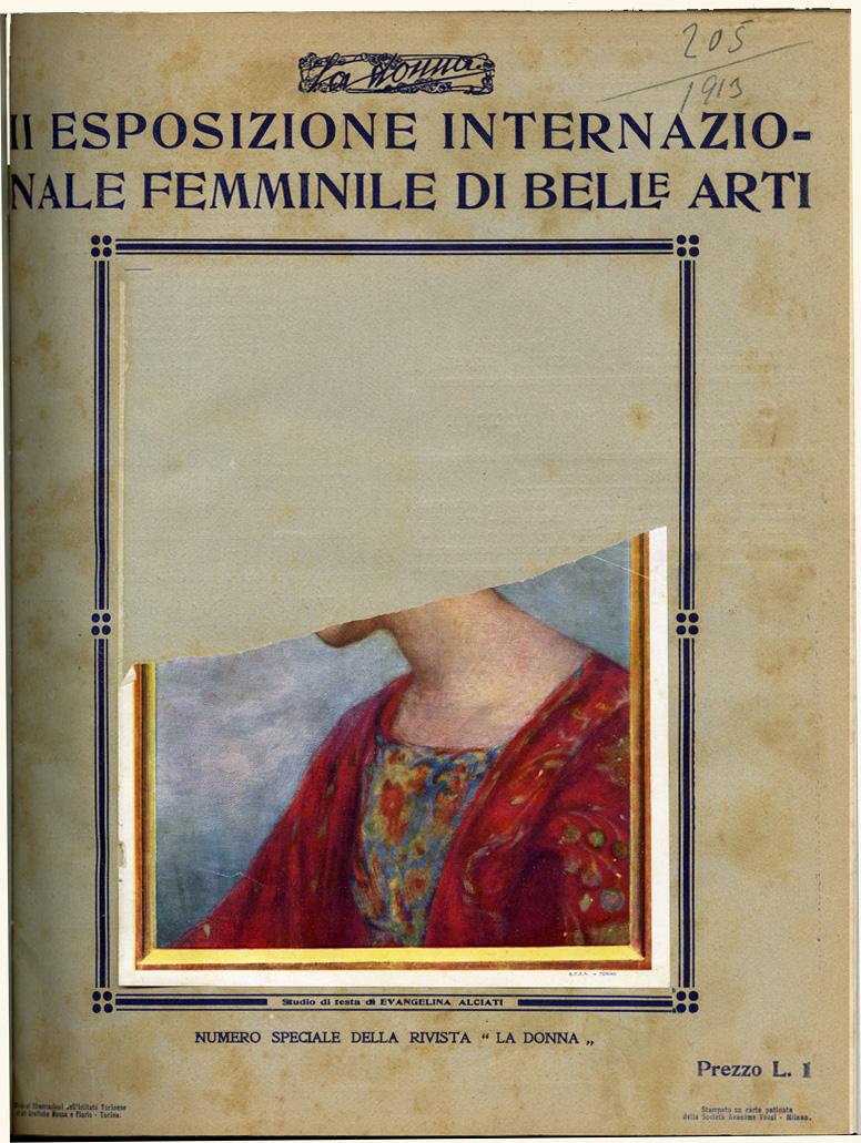 La donna. Rivista quindicinale illustrata 1913, n. 205