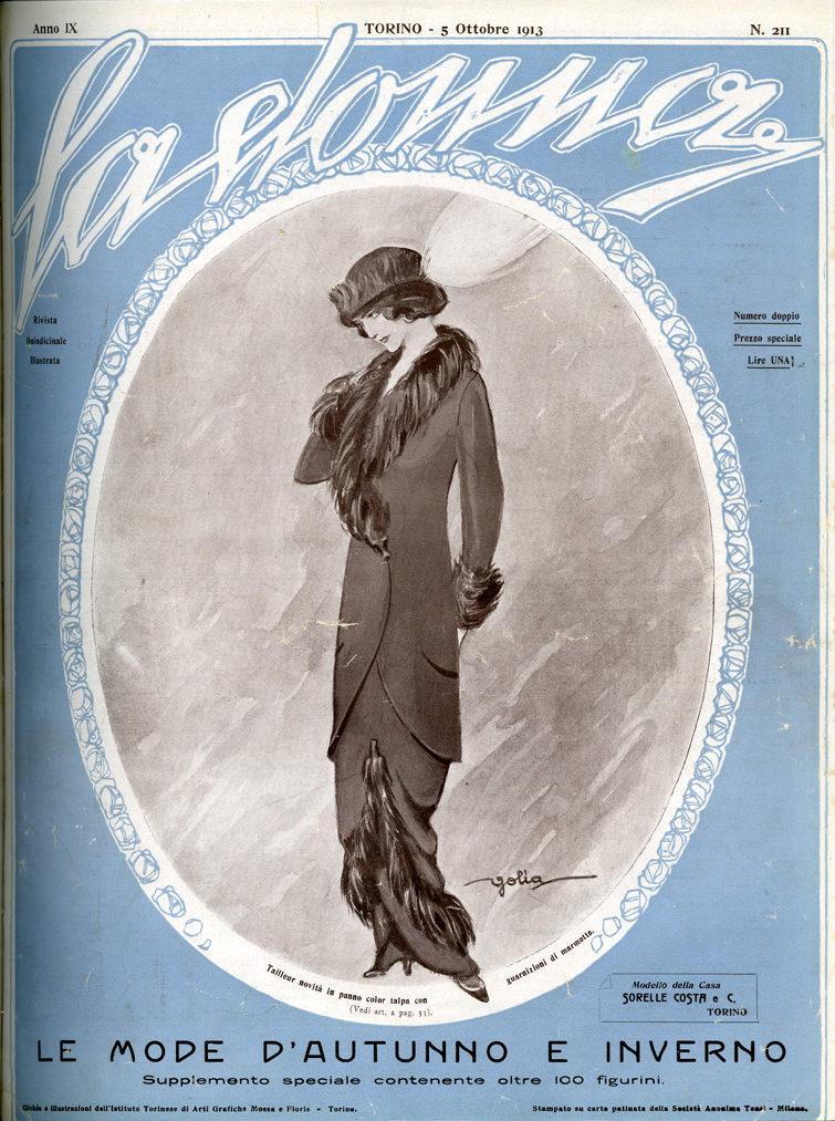 La donna. Rivista quindicinale illustrata 1913, n. 211