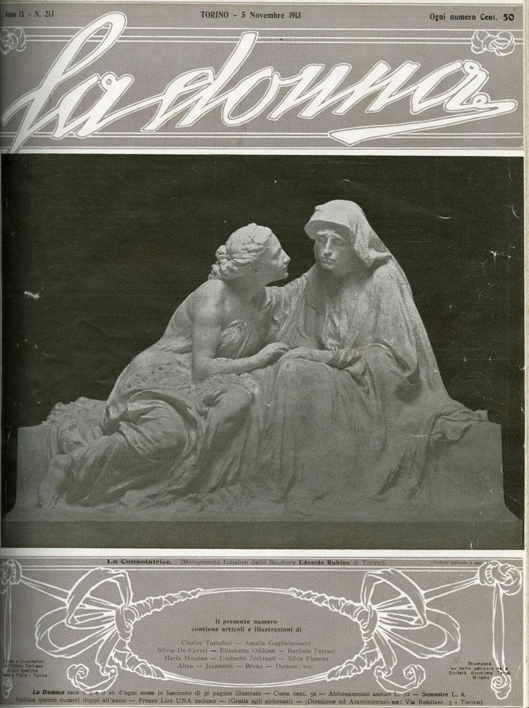 La donna. Rivista quindicinale illustrata 1913, n. 213