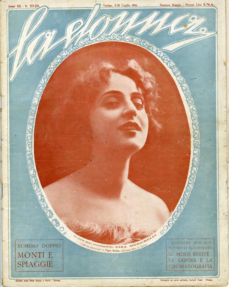 La donna. Rivista quindicinale illustrata 1916, n. 277-278