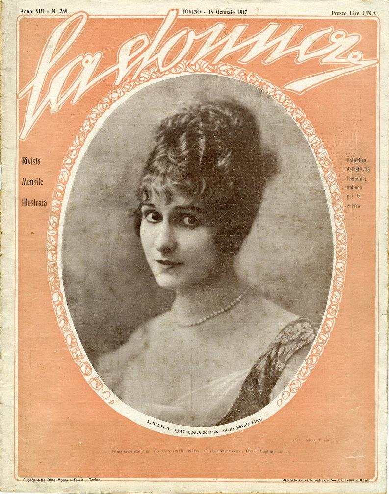 La donna. Rivista quindicinale illustrata 1917, n. 289