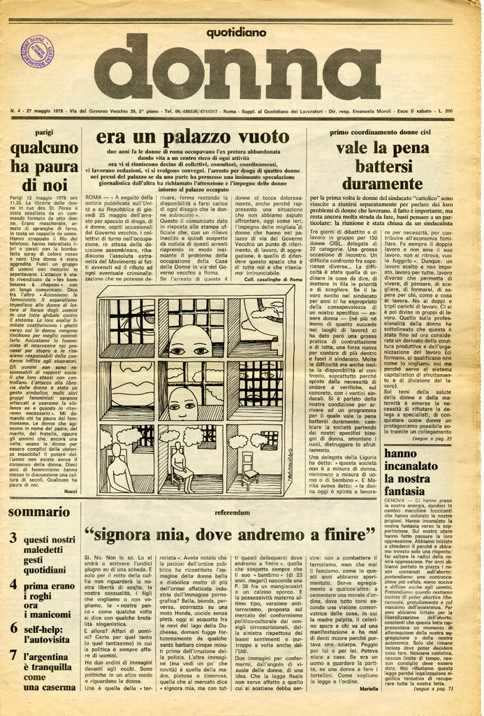 Quotidiano donna 1978, n. 4