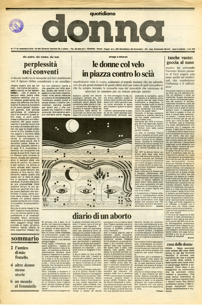 Quotidiano donna 1978, n. 17
