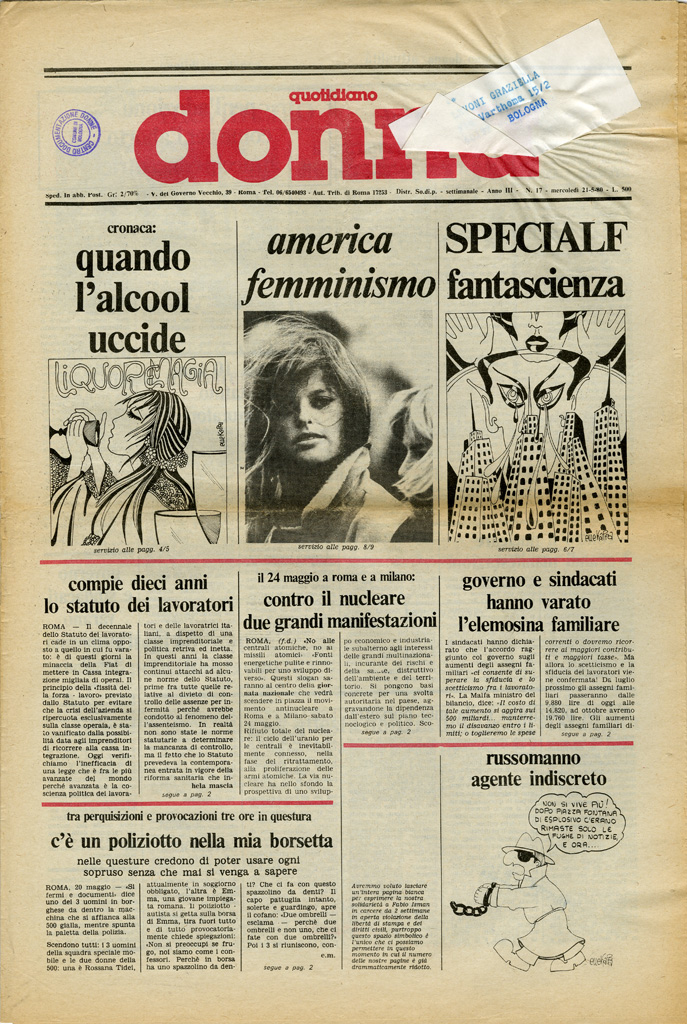 Quotidiano donna 1980, n. 17