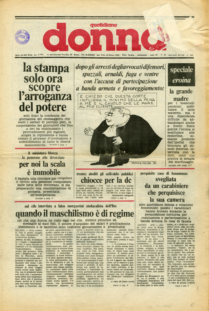 Quotidiano donna 1980, n. 18
