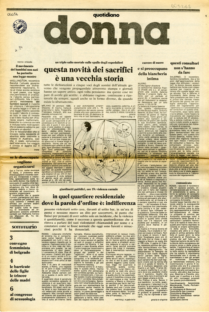 Quotidiano donna 1978, n. 24
