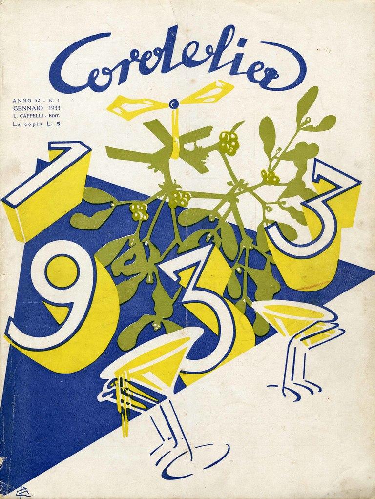 Cordelia 1933, n. 1