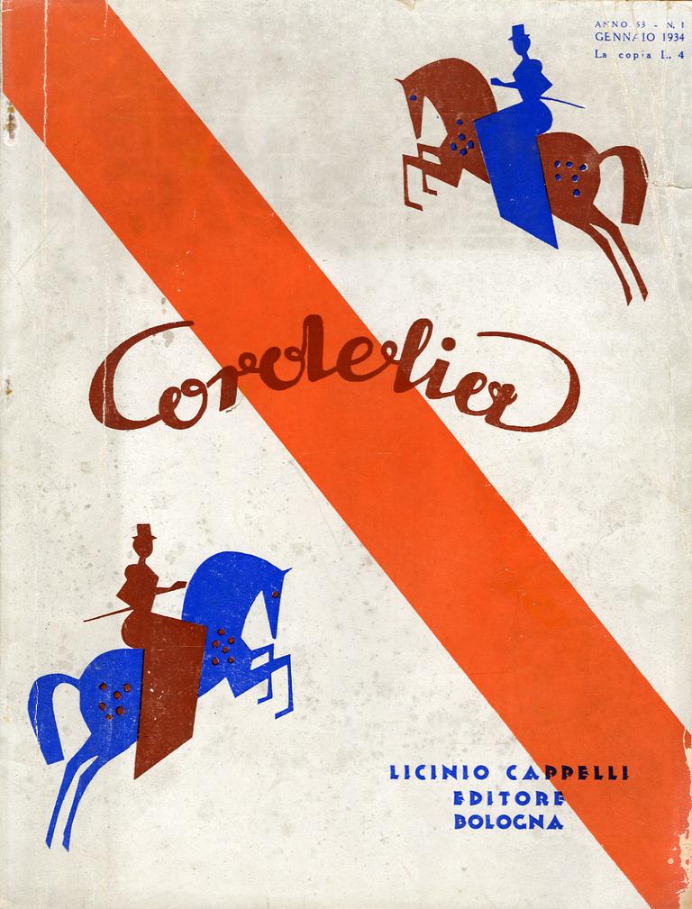 Cordelia 1934, n. 1