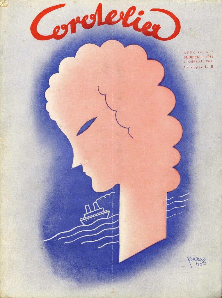 Cordelia 1933, n. 2